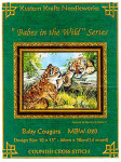 01-1589 Baby Cougars by Kustom Krafts