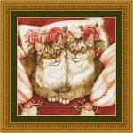 07-2609 Feline Sisters by Kustom Krafts