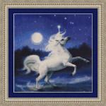 11-1307 Moonlight Unicorn 196 x 196 by Kustom Krafts