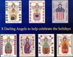 04-2306 Holiday Angels by Kustom Krafts