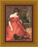 11-1735 Lady In Red by Kustom Krafts 196 x 264