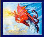 05-2379 Red Dragon by Kustom Krafts