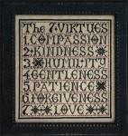 12-1310 7 Virtues, The 141x153 La D Da