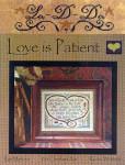 04-1885 Love Is Patient La D Da