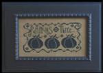 10-1931 Pumpkins Three 118w x 66h La D Da