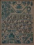 08-1511 Quaker Alphabet La D Da