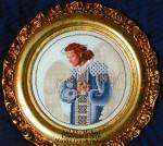 Lavender & Lace Michael 140 x 140