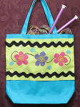 07-1321 Funky Flowers by Lilybet Designs