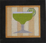 CT1 MARGARITA 4 1/2 x 4 3/8 18 Mesh Raymond Crawford Designs