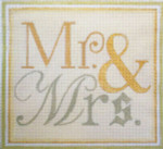 HO104 MR. & MRS. Raymond Crawford Designs