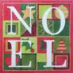 HO100 Raymond Crawford Designs NOEL 6 x 6