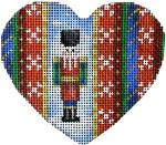 CT-1244 Nutcracker/Stripes Patterns Heart Associated Talents