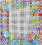 KC-229 Lollipop Lattice Baby Sampler Associated Talents