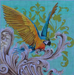 AN145 Colors of Praise Parrot 13x13 13M