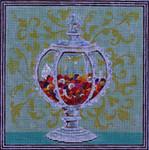 MC13 Candy Jar 7 1/2x71/2 18M Colors of Praise