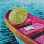 MC249 Umbrella Boat  7 1/2x7 1/2 13M Colors of Praise
