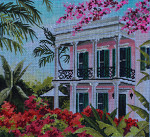 MC318 New Orleans Home 11x10 13Mesh Colors of Praise