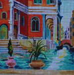 MC238 Italy Somewhere 7 1/2x7 1/2 13M  Colors of Praise