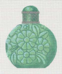 LL150K Labors Of Love Jade Perfume Bottle 18 Mesh 4x5