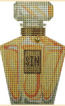 LL150G Labors Of Love Sin Perfume Bottle 18 Mesh 5.5""