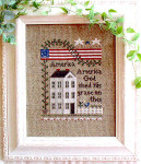 03-2813 America by Little House Needleworks