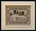 07-2721 Snowflakes Little House Needleworks