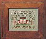 07-1074 Psalm 145 by Little House Needleworks