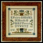 07-2146 Necessities Sampler Little House Needleworks