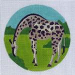 "GL-70 Danji Designs GaIL Lang Giraffe 4"" round 18 Mesh"