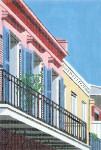 GL-90 Danji Designs GaIL Lang Blue Balcony 6 x 9 18 Mesh