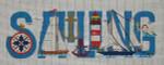 MMW-30 Sailing 17 x 6 13 Mesh MARY MARGARET WALDOCK