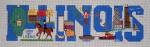 MMW-58 Illinois 18 x 6 18 MeshMARY MARGARET WALDOCK