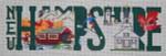 MMW-63 New Hampshire 18 x 6 18 Mesh MARY MARGARET WALDOCK