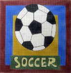 SP-08 Soccer 8 x 8 13 Mesh SAPNA