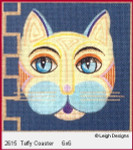 2615 Leigh Designs Taffy 18 Count Canvas