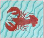 "CBK Designs by Karen DK-PL 31 Lobster 13 Mesh 10.25 x 11.5"""