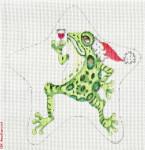 "C228 Star Frog 18 Mesh 6"" x 6"" CBK Eddie & Ginger"