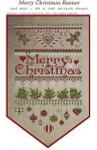 Filigram F-MCB Merry Christmas Banner