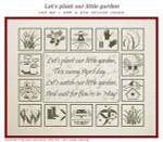 Filigram F-LPOLG Let's Plant our Little Garden