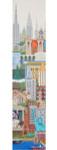 BP006 BeLL PULL New York 39 x 8.5, 13G Trubey Designs