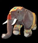 EL100 Elephant Doll 13g, in 7 pcs. Trubey Designs