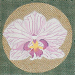 ED-1184A Dede's Needleworks Orchid White 4 x 4, 18g