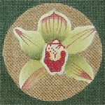 ED-1184D Dede's Needleworks Orchid Green 4 x 4, 18g