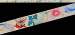 ED-1293 Dede's Needleworks Belt Moths & Oriental Flowers 1 x 40, 18g