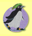 ED-1319A Dede's Needleworks Penguin Ornaments – Ski 5 x 5, 18g