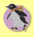 ED-1319BDede's Needleworks Penguin Ornaments – Skate 5 x 5, 18g
