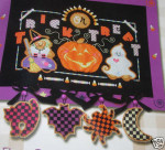 Brooke's Books Trick Treat Ginger Babies CCS Kit