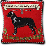 52030 One Off Needlework Labrador - Red