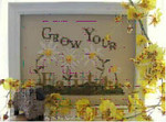 13-2064 Grow Your Faith by By The Bay Needleart YT