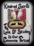 13-1593 Kindred Spirits by By The Bay Needleart YT